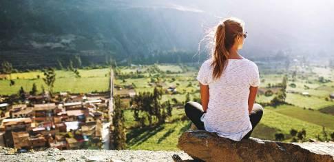 Peru Reise für junge Weltentdecker