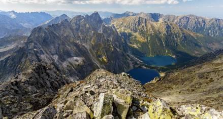 Trekking in der Hohen Tatra