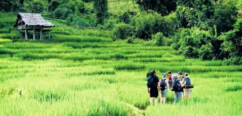 Nordthailand Abenteuerreise