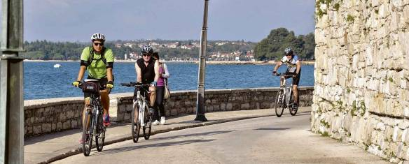 Kroatiens Norden - Per Rad durch Istrien