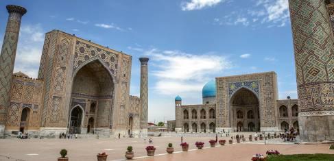 Erlebnisreise Usbekistan