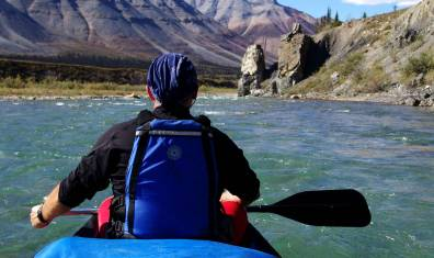 Spirit of the Yukon Kanutour