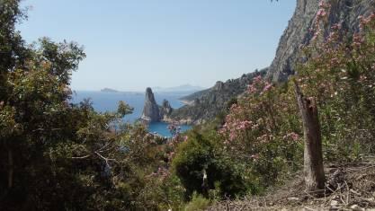 Die wilde Ostküste von Sardinien