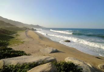 Kolumbiens Küste erfahren - von Santa Marta nach Cartagena