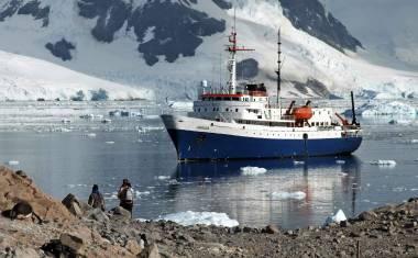 Antarktis und Vorstoß ins Weddellmeer