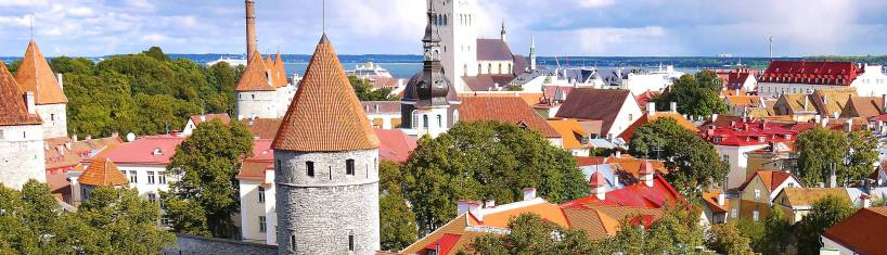Tallinn Radreise-Baltikum