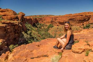 Northern Territory Abenteuer