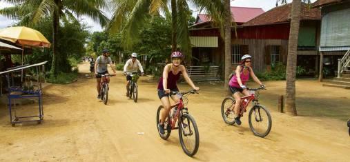 Mit dem Fahrrad durch das südliche Thailand