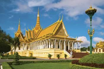 Herz von Kambodscha