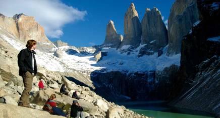 Torres del Paine Umrundung