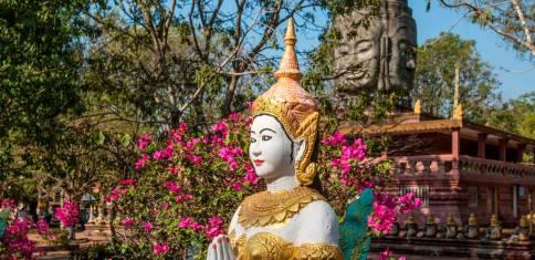 Backpacking Reise Vietnam und Kambodscha