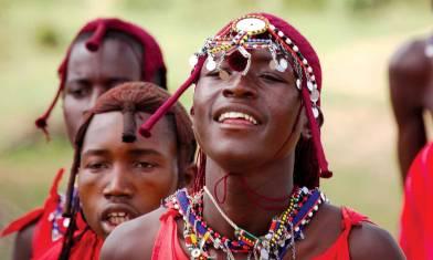 Im Land der Massai