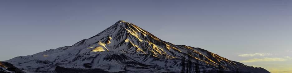 Gipfel des Damavand