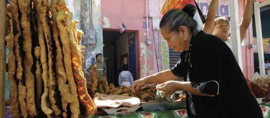 Kulinarische Entdeckungsreise Mexiko