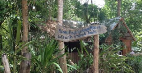 Chiang Mai Baumhaus-Abenteuer