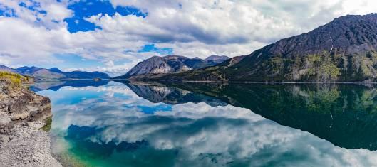 Windy Arm Tagish Lake