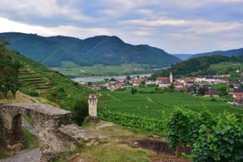 Donau in der Wachau