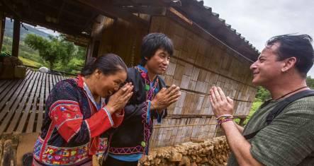 Trekking zu den Bergvölkern Nord-Thailands