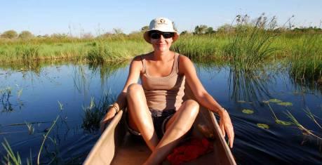 Chobe, Caprivi & Okavango Delta