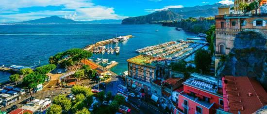Segeltour an Italiens Amalfiküste