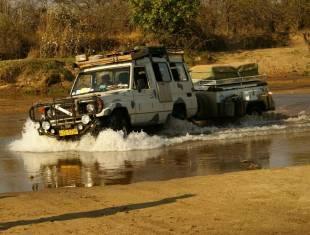 Zambia Offroad Abenteuer