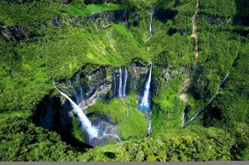 Reunion - Immergrünes Inselparadies