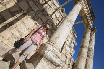 Tiberias Synagoge Kapernaum