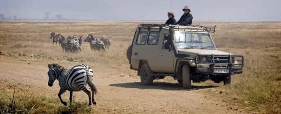 Tansania Camping-Safari
