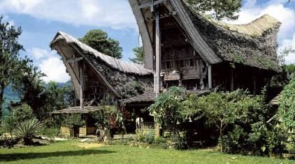 Toraja Hochland