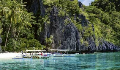 Verborgenes Inselparadies Palawan