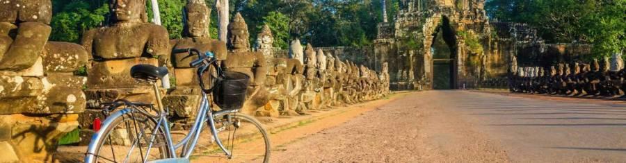 Kambodscha Aktivreise