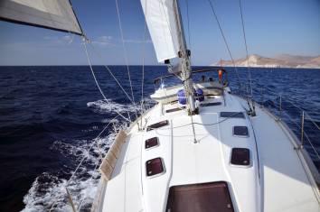Griechenland Segelyacht