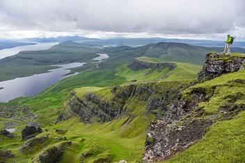 Wandern auf der Isle of Skye
