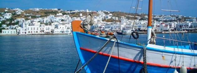 Segeltour Griechenland Inselwelt