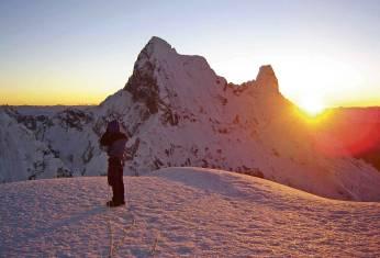 Bergbesteigung Pisco & Tocllaraju