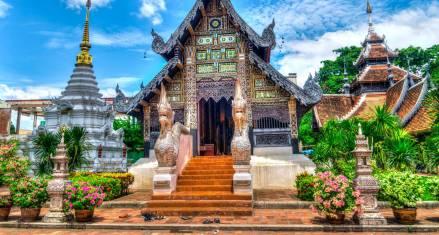 Thailand & Laos Abenteuerreise