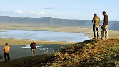 Ostafrika Overland Abenteuerreise