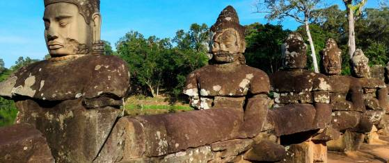 Kambodscha Erlebnisreise