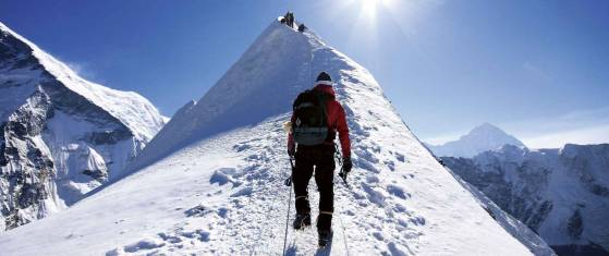 Island Peak Besteigung (6.189 m)