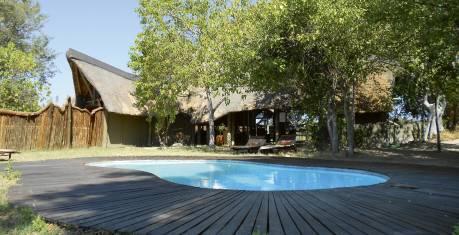 Botswana Flugsafari - Okavango Moremi Chobe mit Komfort