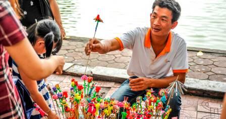 Begegnungen in Vietnam
