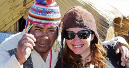 Die Höhepunkte von Ecuador & Peru