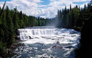 Erlebe die kanadischen Rocky Mountains