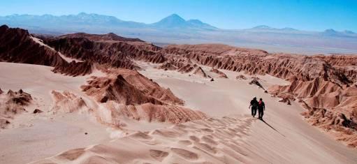 Atacama Wüsten-Trekking