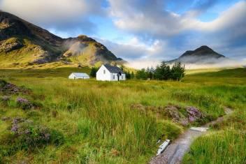 Schottland - Wandertour in den Western Highlands