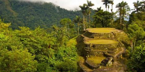 Schätze Nordkolumbiens