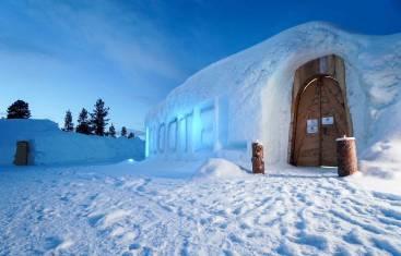 IGLOOTEL - Ein Wochenende im Eishotel