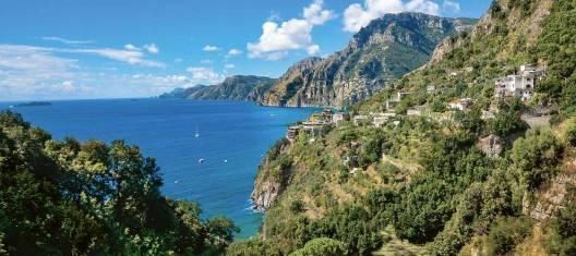 Wanderreise an der Amalfiküste