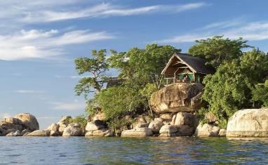 Inselhüpfen im Herzen Afrikas