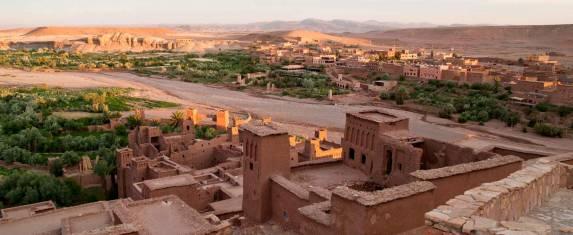 Marokko Kasbahs & Desert